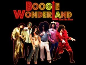 Boogie Wonderland makes their first appearance!