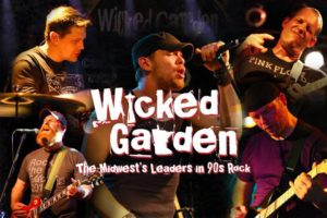 Wicked Garden rocks Fridley!