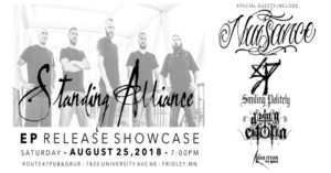 Standing Alliance - EP Release Showcase