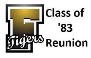 Fridley High Class of '83 Reunion
