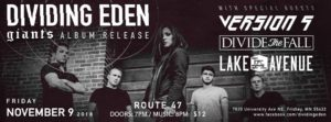 Dividing Eden Album Release Party