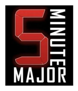 5 Minute Major @ Route 47 Pub & Grub