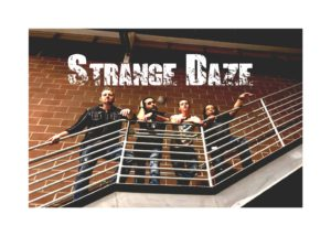 Strange Daze rocks Fridley, MN!