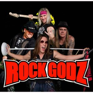 New Years Ball with Rock Godz @ Route 47 Pub & Grub