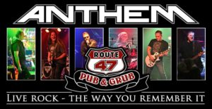 Anthem Rocks Route 47!