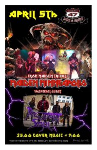 Maiden Minneapolis w/ Revenant Soul