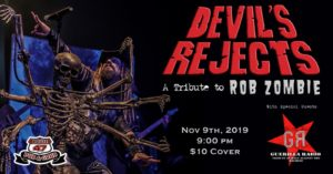 Devil's Rejects w/ Guerilla Radio @ Route 47 Pub & Grub