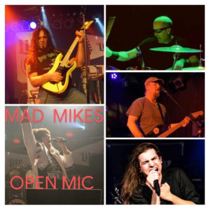 Mad Mike's Open Mic