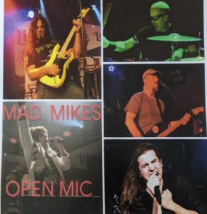 "Mad Mike's Funhouse ""Open Mic"" Night"