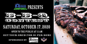 Arko Companies Presents: BBQ Contest at Route 47
