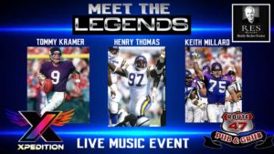 Buddy Becker Presents: Meet the Legends!