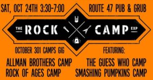 Rock Camp Experience