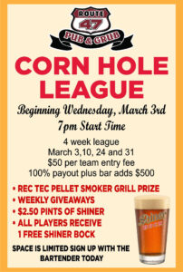Corn Hole League