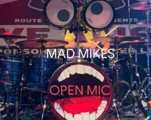 Mad Mike's Open Mic Jam @ Route 47 Pub & Grub